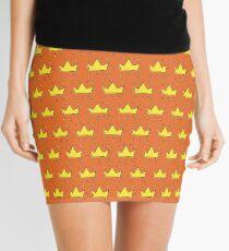 Crown Skirt Mini Skirt