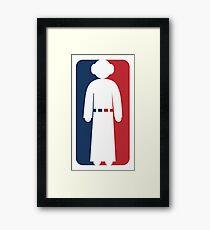 Princess Leia Framed Print