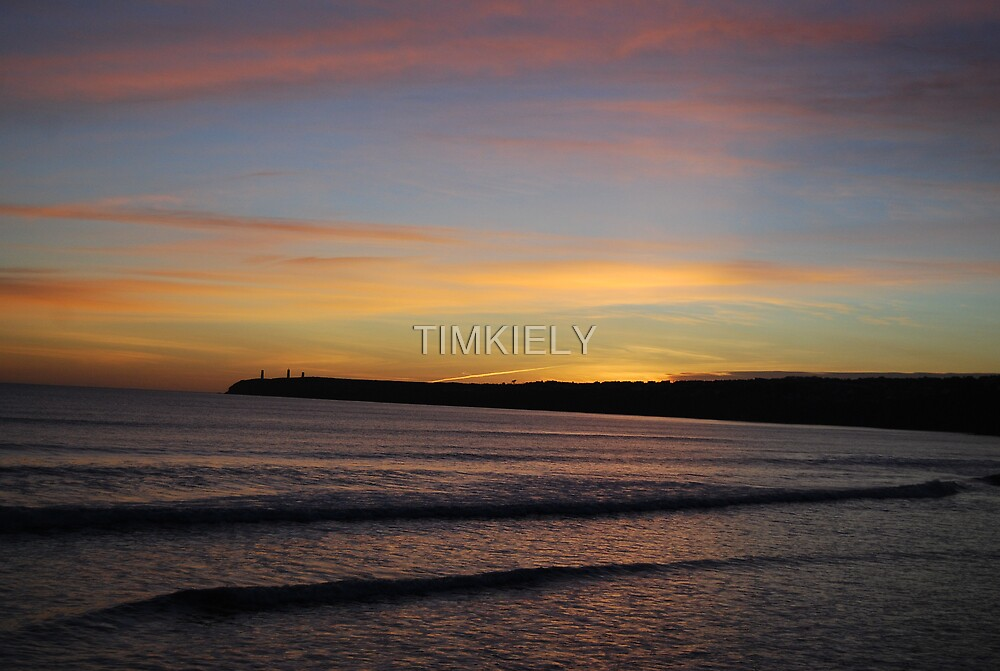 IRISH SUNSET by TIMKIELY