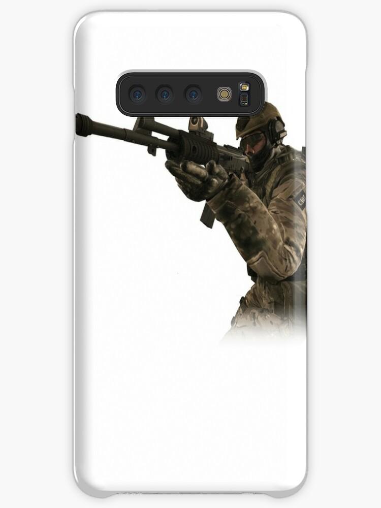 'csgo counter-terrorist seal team 6 character' Case/Skin for Samsung Galaxy  by sebasti161