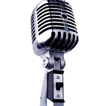 Microphone, Studio, Singer, Voice by StoyanMarinov