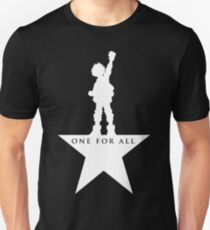 One for All - Road to hero -  My hero academia T-Shirt