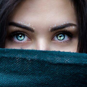 Eyes by chetanjawale98