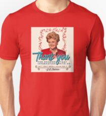 Jessica Fletcher Doesn't Need Your Input Unisex T-Shirt