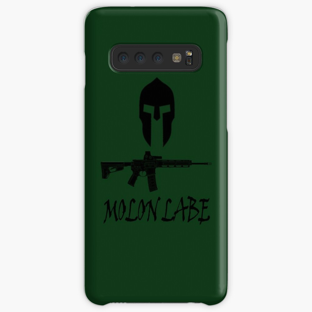 Molon Labe  Cases & Skins for Samsung Galaxy