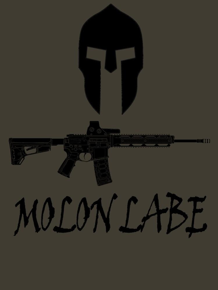 Molon Labe  by Patriot76