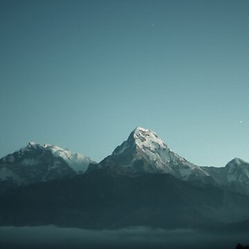 Mountain Paint by chetanjawale98