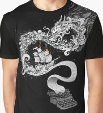 Unleashed Imagination Graphic T-Shirt