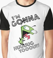 I'm Gonna Hug You Graphic T-Shirt