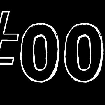 Gerard Way - Zero Zero - Sticker by fallingfar