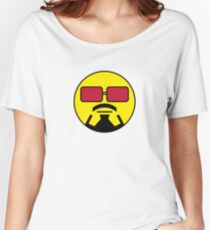 Robert Downey Jr Smiley Women's Relaxed Fit T-Shirt