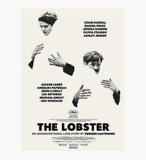 The Lobster Movie Poster Photographic Print