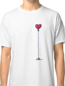 heavy heart Classic T-Shirt