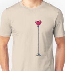 heavy heart Unisex T-Shirt