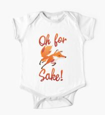 Oh For Fox sake!  Kids Clothes