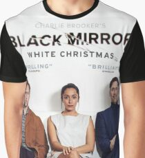 White Christmas // Black Mirror Graphic T-Shirt