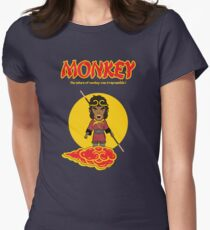 Monkey Magic - Variant Four Women's Fitted T-Shirt
