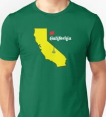 California Golf Unisex T-Shirt