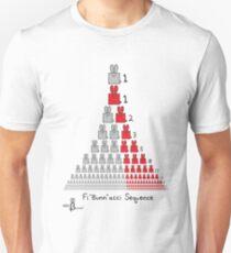 "Fi""Bunn""acci Sequence GeoBunnies T-Shirt"