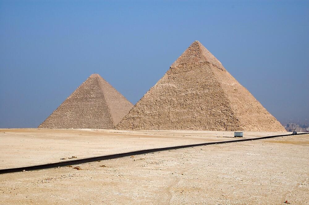 pyramids by dickie130184