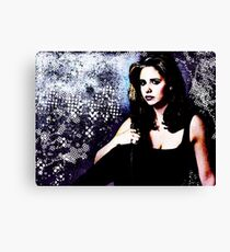 buffy20 Canvas Print