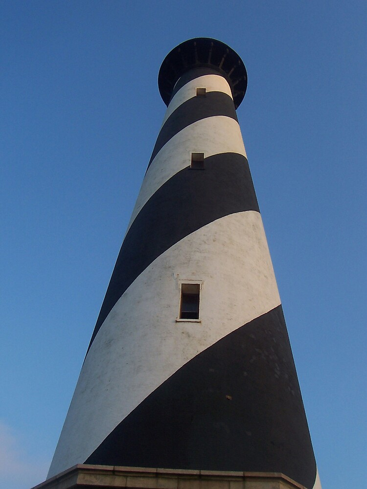 Cape Hatteras Lighthouse by Nicole Chambers