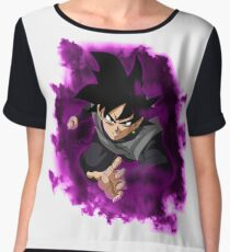 Dragon Ball Chiffon Top