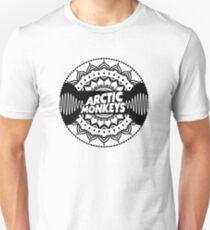 Arctic Monkeys | Mandala Circle Print T-Shirt Unisex T-Shirt