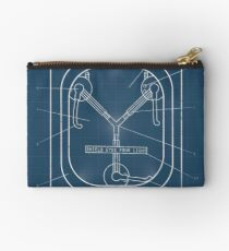 Flux Capacitor Studio Pouch