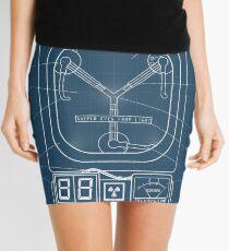 Flux Capacitor Mini Skirt