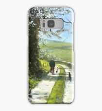 We will stop for tea and cake on the way back. Samsung Galaxy Case/Skin
