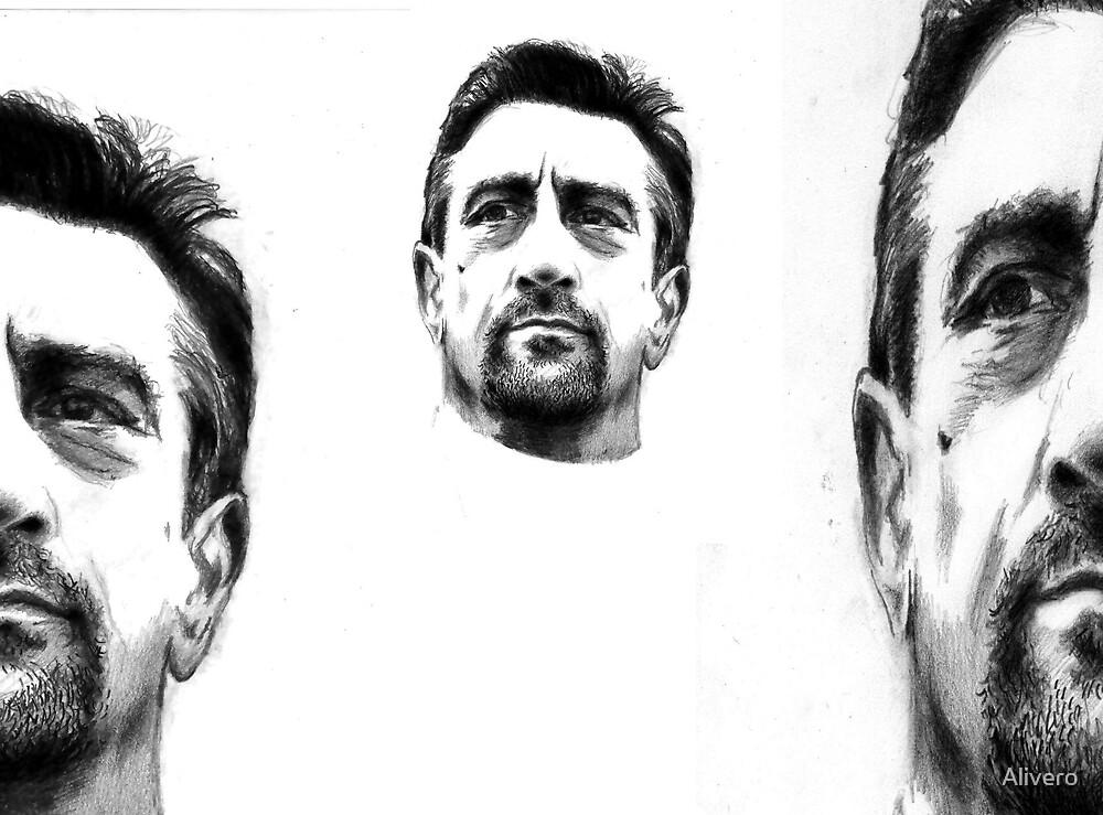 Mr. De Niro by Alivero