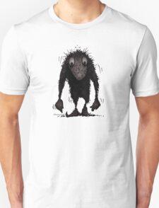 Funny Cute Scary Troll Unisex T-Shirt