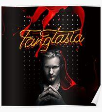 Eric Northman Fangtasia Poster