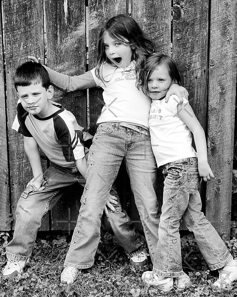 Siblings by Rachel Leigh
