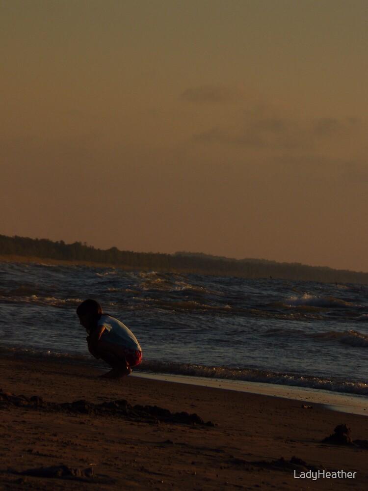 Beach by LadyHeather