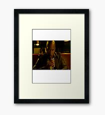 Jamie Foxx Framed Print