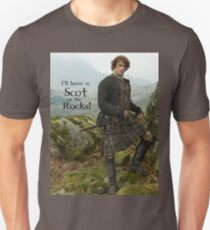 I'll have a Scot on the Rocks!  Unisex T-Shirt