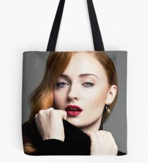 Celebrity: Sophie Turner Tote Bag