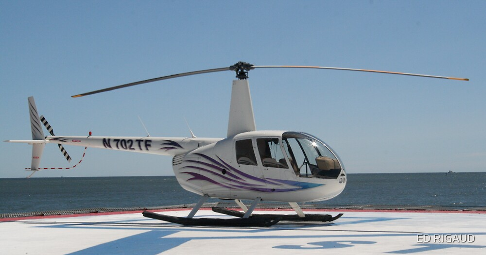 helicopter 230 by ED RIGAUD