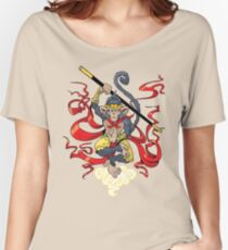 Monkey King Women's Relaxed Fit T-Shirt