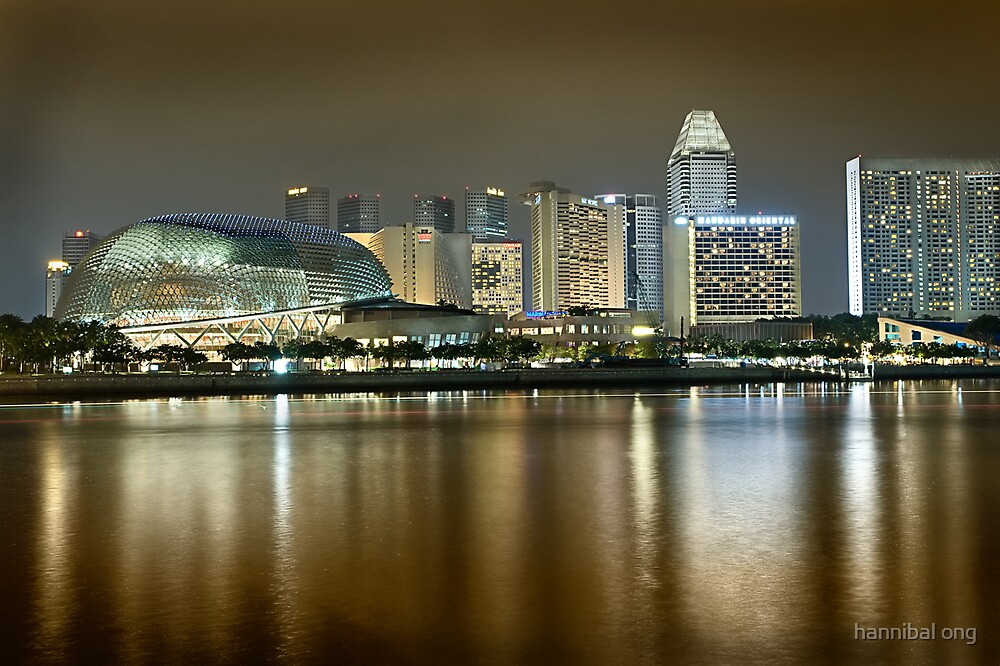 marina bay by hannibal ong