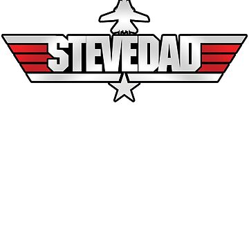 Custom Top Gun - Stevedad by CallsignShirts