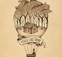 Feels Like Home by buko