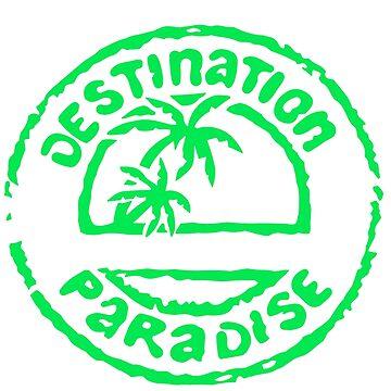 Destination Paradise, Cool Pleace by StoyanMarinov