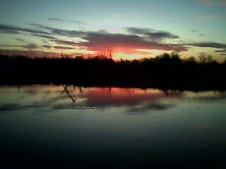 Sunsets in Arkansas by kimberlygraves