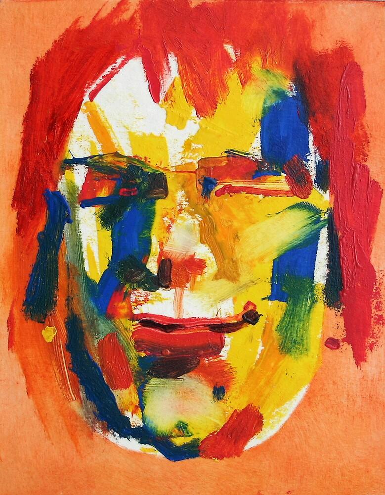 portrait 1 by Valeriu Buev