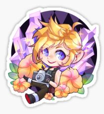 prompto Sticker