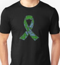 Organ Donation T-Shirt | Organ Donor Shirt Unisex T-Shirt