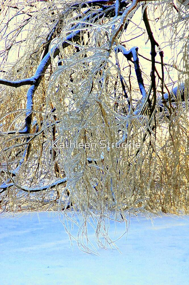 Sparkling Broken Tree by Kathleen Struckle